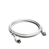 Alta calidad 1.8 M mini displayport mini dp a mini displayport cable mini convertidor del adaptador dp a macho - CELLRIZON