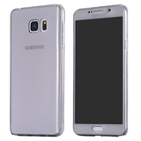 Samsung S7 & S7 Edge Crystal Clear Full Soft Body Cover Case - CELLRIZON  - 1
