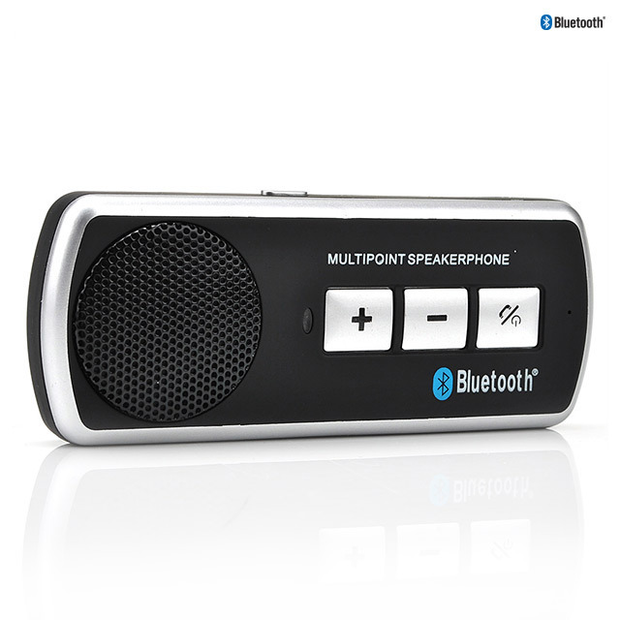 Bluetooth v3.0 Sunvisor Speakerphone Car System - CELLRIZON  - 1