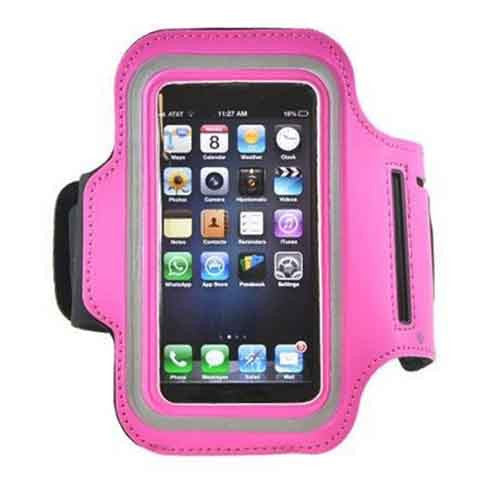 iPhone 5/5S Neoprene Armband Case - Assorted Colors - CELLRIZON