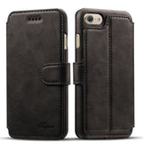 Calf Covered Wallet Phone Case For  IPhone7& 7 Plus - CELLRIZON  - 5
