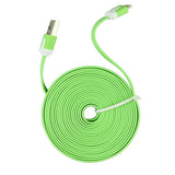 3m Noodle USB Cable for Android Phone - CELLRIZON