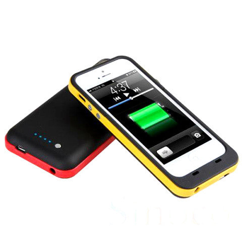 2000mah for iPhone 5 Battery Case - CELLRIZON