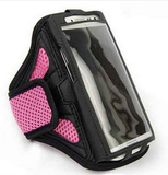 Iphone 6 Plus 5.5inch Sport Breathable Mesh Armband Case - CELLRIZON