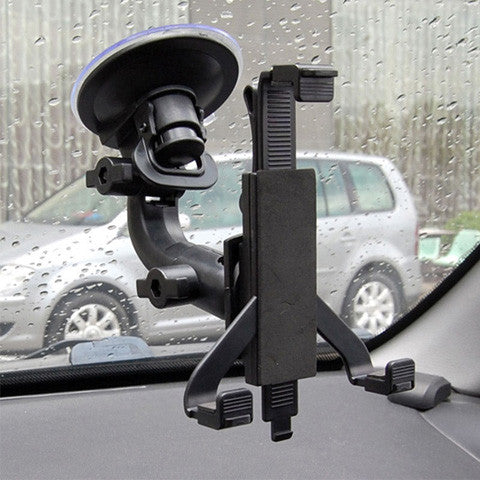 Windshield Suction Cup Mount Bracket Holder Stand for 7'' Tablet PC - CELLRIZON