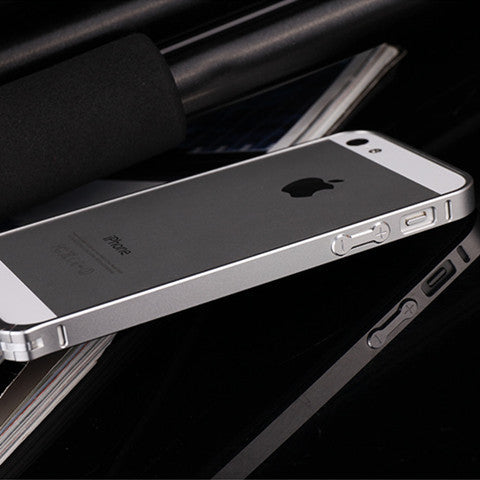 UltraThin Aluminum Bumper Case  For Apple iPhone 5S - CELLRIZON