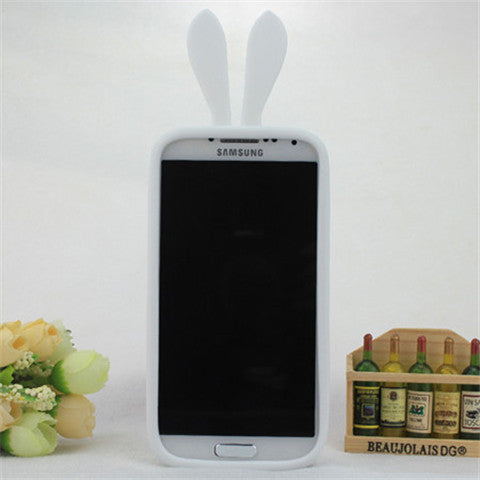 Soft Silicon Night Light Rabbit Case for IPhone 6 4.7inch - CELLRIZON