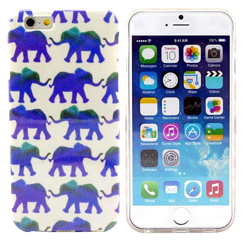 "Elephant TPU Case for iPhone 6 4.7"" - CELLRIZON"
