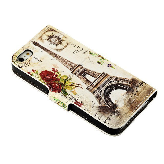Mail Eiffel Tower Painting iPhone 5 Case - CELLRIZON