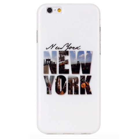 New York hard case for iphone 6/6s - CELLRIZON