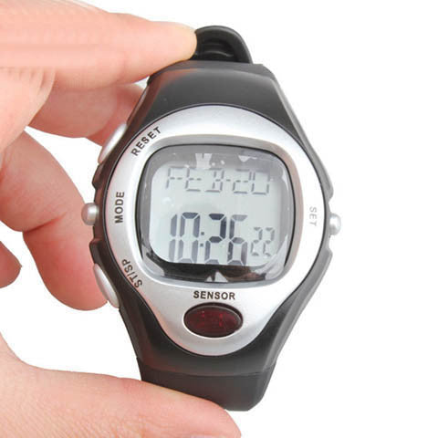 Calories Movement Heart Rate Watch - CELLRIZON