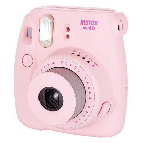 Color Mini 8 Raspberry Instant Camera - CELLRIZON