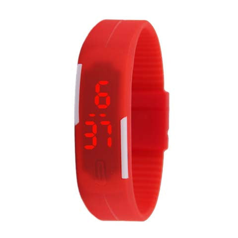 Touch LED Electronic Bracelet Watch - CELLRIZON  - 4