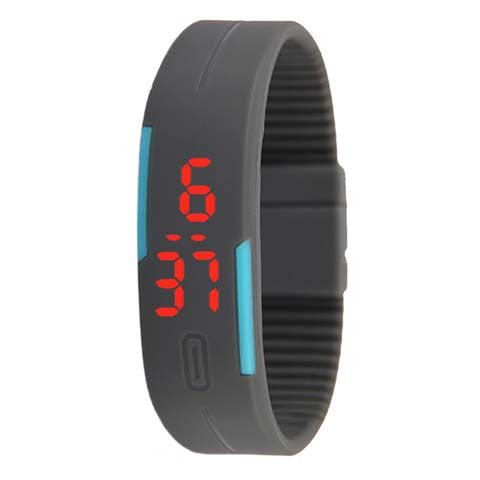 Touch LED Electronic Bracelet Watch - CELLRIZON  - 5