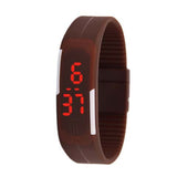 Touch LED Electronic Bracelet Watch - CELLRIZON  - 11