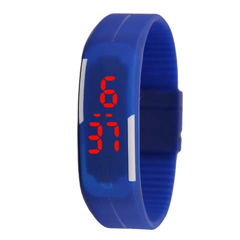 Touch LED Electronic Bracelet Watch - CELLRIZON  - 14