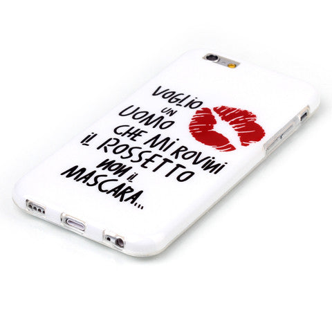 Lipstick hard case for iphone 6/6s - CELLRIZON