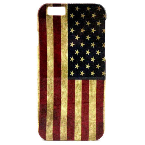 Vintage Flag PC Hard Case for iPhone 6 - CELLRIZON