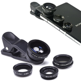 Smartphone Clip-On Lenses - Assorted Colors - CELLRIZON  - 5