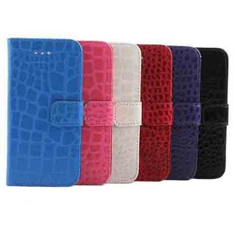 iPhone 6 Wallet Crocodile Leather Cases - CELLRIZON