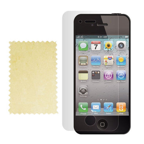 2 Pack Ultra Thin Clear Front LCD Screen Protector Guard Film For iPhones - CELLRIZON  - 3