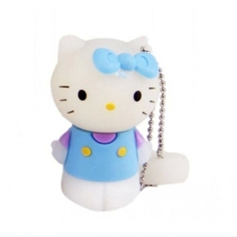 cartoon cat hello kitty usb flash disk 2GB - CELLRIZON