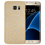 Samsung S7 & S7 Edge Damask Vintage Flower Pattern Case - CELLRIZON  - 2