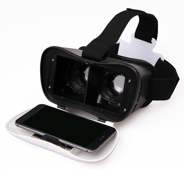 VR Box 3D 5th Generation Virtual Reality Glasses - CELLRIZON  - 2
