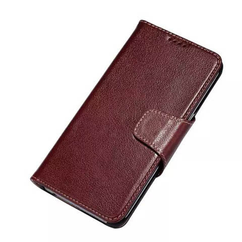 Yak Leather Wallet Case For Samsung Galaxy S6 edge plus - CELLRIZON