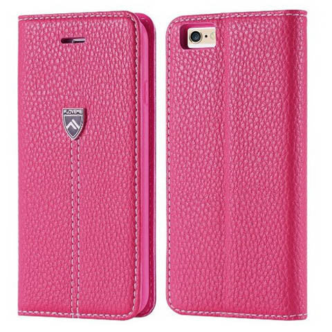 Lychee Wallet Case for iPhone 6  4.7 inch/6 Plus - CELLRIZON