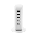 Safe & Secure 30-Watt 5-Port USB Rapid Desktop Charger - CELLRIZON  - 2