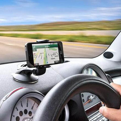 "3"" To 7"" Mobile Car Phone Holder - CELLRIZON  - 3"