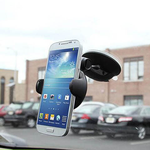 "3"" To 7"" Mobile Car Phone Holder - CELLRIZON  - 5"