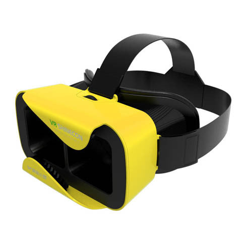 VR SHINECON 3.0 3D Virtual Reality Glasses for 4.7'' - 6'' Smartphone - CELLRIZON  - 4