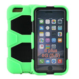 Hybrid Hard Stand Case for iPhone 6 Plus - CELLRIZON  - 6