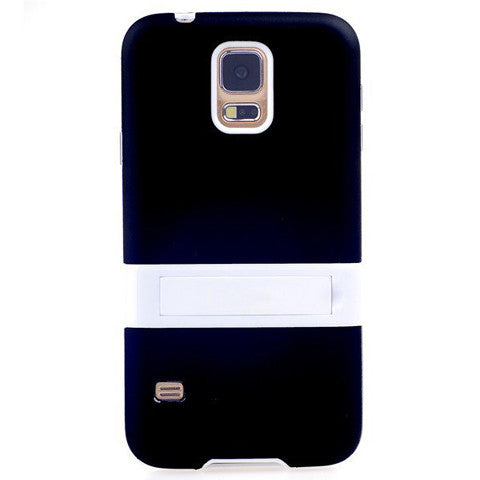 Hybrid Stand Case for Samsung Galaxy S5 - CELLRIZON