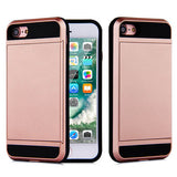 Armor Card Slip Protective Sleeve For iPhone 7 and iPhone 7 Plus - CELLRIZON  - 8