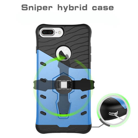 Armor 360 Bracket Case Cover For  iPhone 7 4.7'' - CELLRIZON  - 8