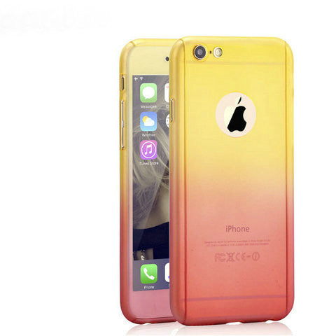 Gradient Full Coverage Case For iphone - CELLRIZON  - 2