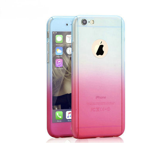 Gradient Full Coverage Case For iphone - CELLRIZON  - 6