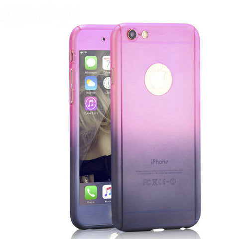 Gradient Full Coverage Case For iphone - CELLRIZON  - 4
