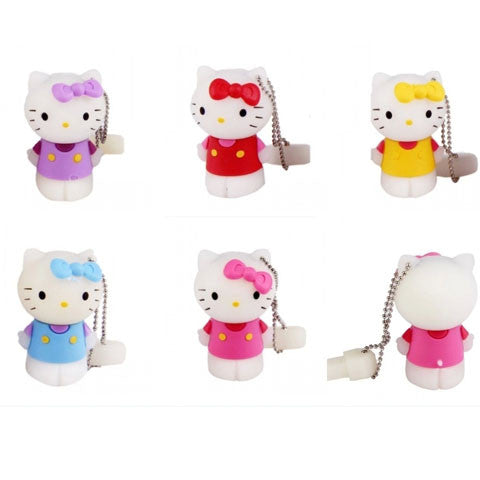 cartoon cat hello kitty usb flash disk 16GB - CELLRIZON