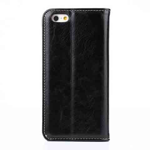 iphone 6 plus Crazy Horse Oil Wax Pattern Case - CELLRIZON