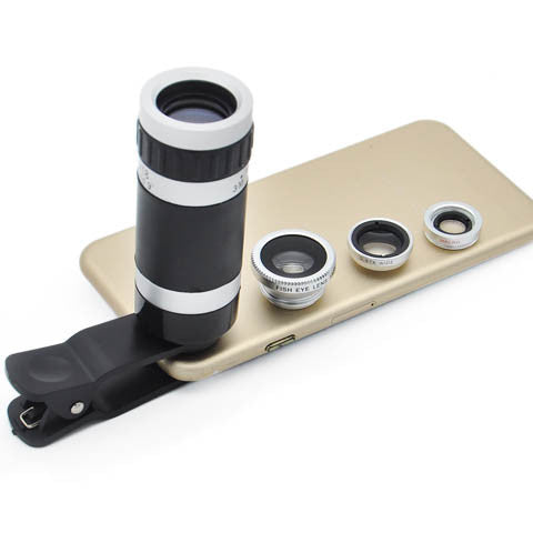 Magnetic Universal Phone  Telephoto Lens - CELLRIZON