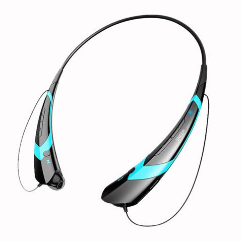 HBS-760 Bluetooth Sport Headset with Inline Microphone - Assorted Colors - CELLRIZON  - 4