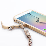 Mechanical arm Aluminum Metal Frame case for Samsung Galaxy S6 - CELLRIZON