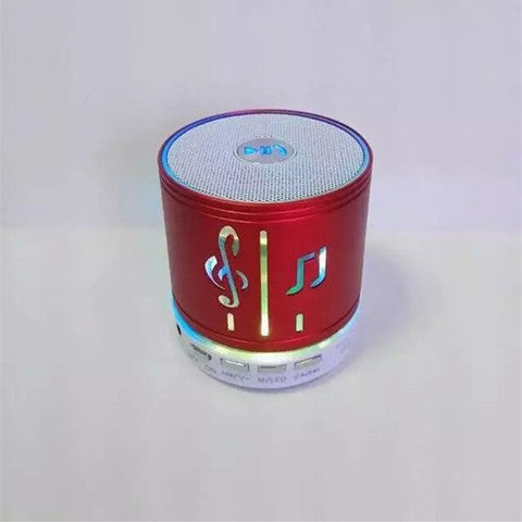 Q8 mini speaker with LED light - Assorted Colors - CELLRIZON