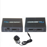 Full HD 1 x 2 Port HDMI Splitter amplificador repetidor 3D 1080 p mujer para HDTV - CELLRIZON  - 2