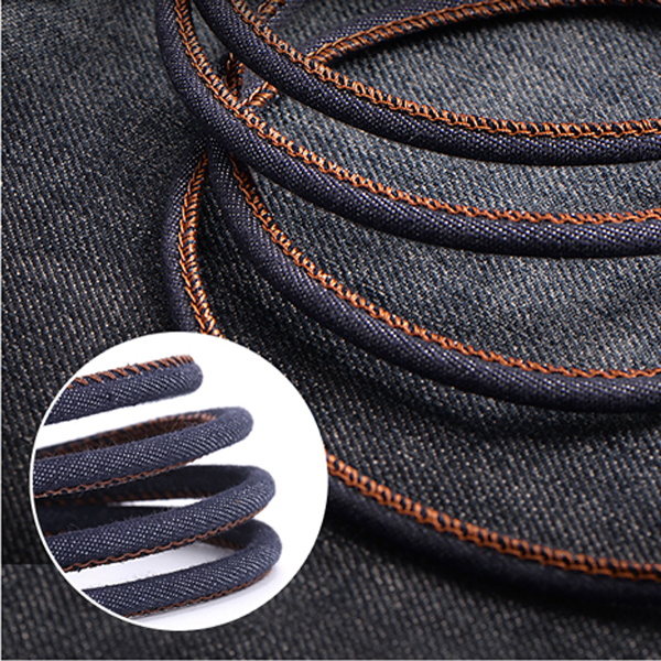 Denim Android Micro USB Charging Cable - CELLRIZON  - 3