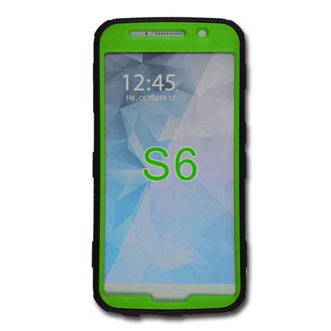 TPU Shell Back Cover for Samsung Galaxy S6 - CELLRIZON